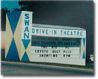Swan Drive-In Blue Ridge